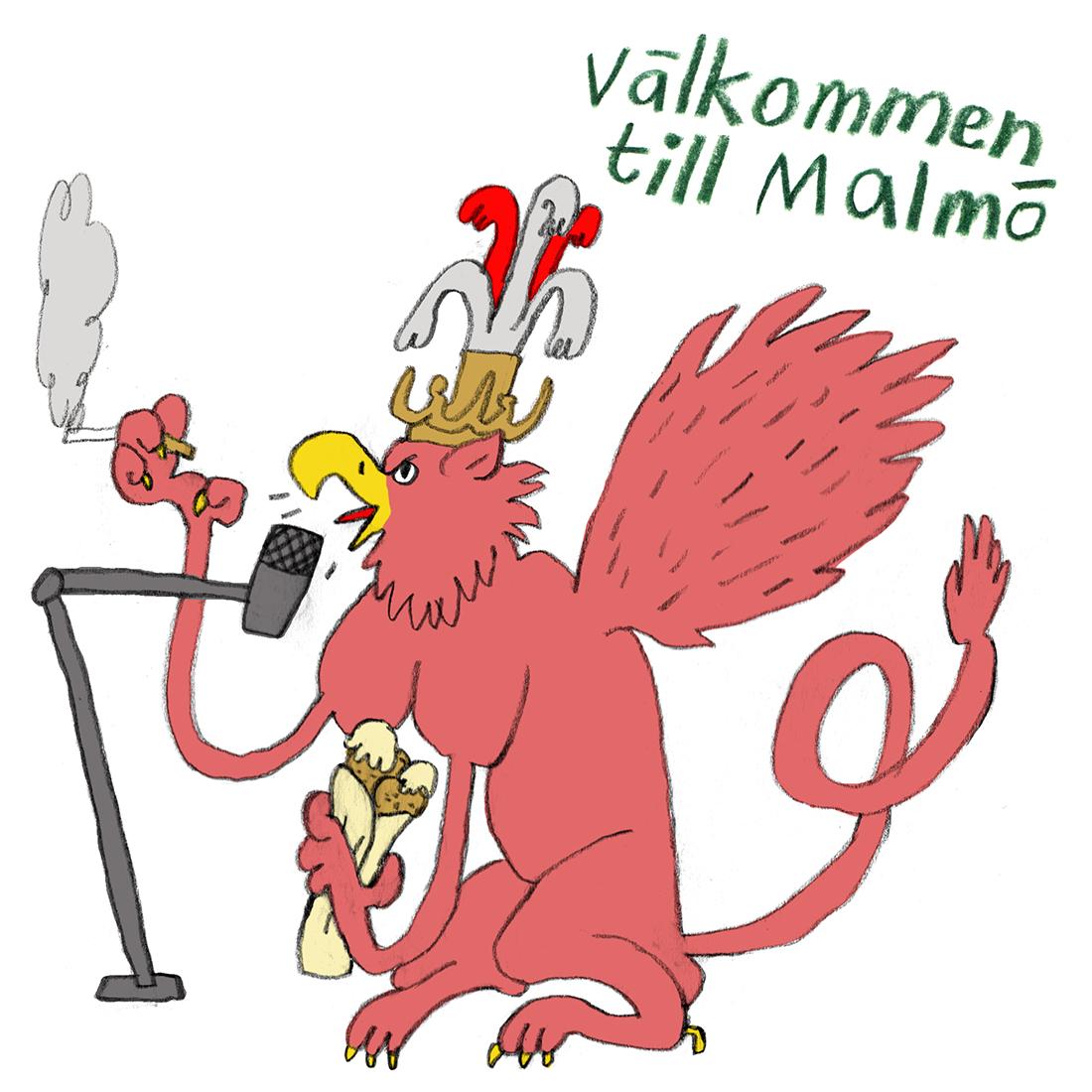 Välkommen till Malmö #39: Jobba hårt, chilla hårt
